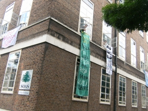 Occupation of SOAS
