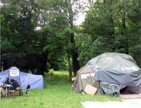cinema tent